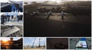 «Κούκλα» το νέο αεροδρόμιο Μακεδονία! Αποκαλυπτήρια με χρονοκάψουλα!