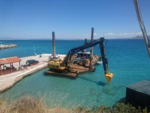 Έργο υποδομής και ανάπτυξης στο Αγκίστρι, από την Περιφέρεια Αττικής