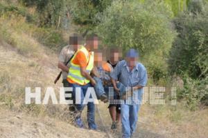 Ηλεία: Βρέθηκε ζωντανός σε ένα σημείο που λίγοι περίμεναν – Αίσιο τέλος στο θρίλερ με τον αγνοούμενο κυνηγό [pics]