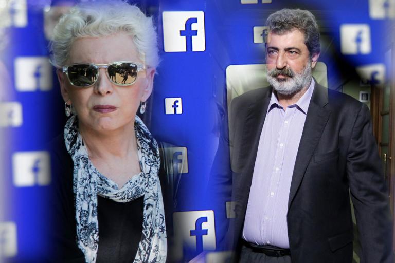 Έλενα Ακρίτα: Οργισμένο post κατά του Παύλου Πολάκη | Newsit.gr