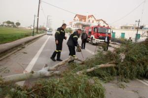 Προληπτικά μέτρα κατά της κακοκαιρίας λαμβάνει ο Δήμος Κορυδαλλού