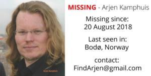 Εξαφανίστηκε μυστηριωδώς συνεργάτης του WikiLeaks στη βόρεια Νορβηγία!