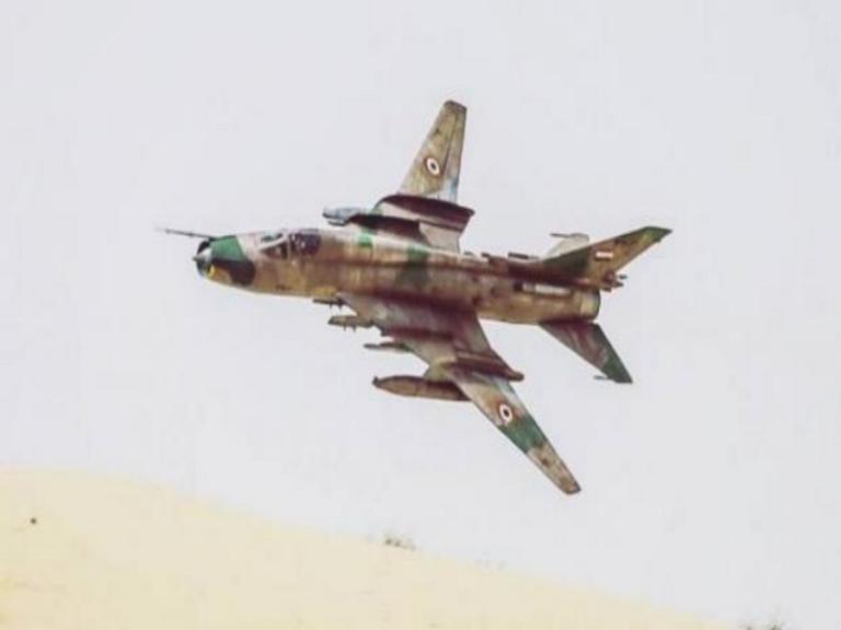 Ξυστά από τους Αμερικανούς οι βόμβες του Άσαντ! video | Newsit.gr