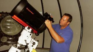 Ροδίτης με πάθος για την αστρονομία έφτιαξε… αστεροσκοπείο!