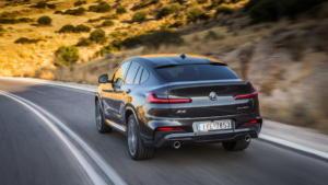 Διαθέσιμη και στην Ελλάδα η ολοκαίνουργια BMW X4