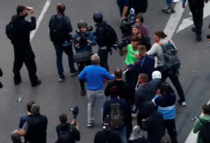 Γερμανία: 18 τραυματίες από τα επεισόδια στο Κέμνιτς