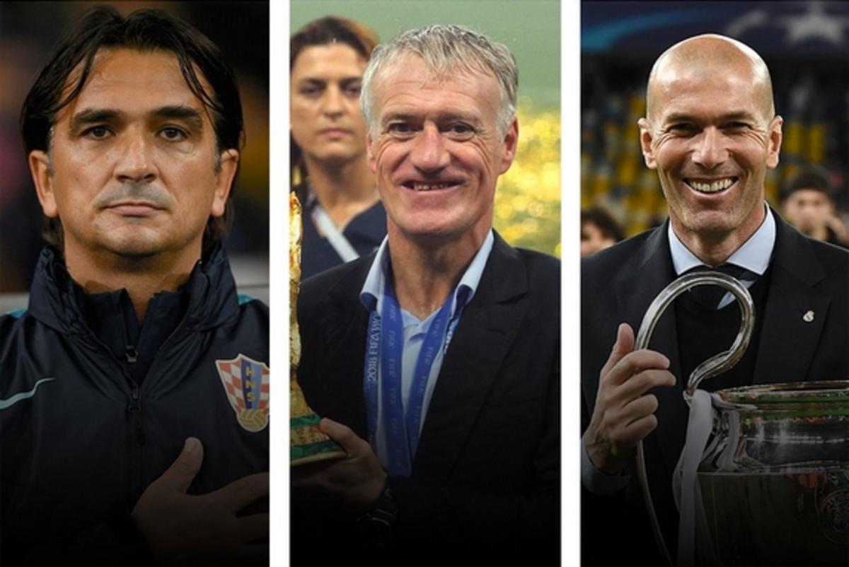 Προπονητής της χρονιάς! Οι υποψήφιοι της FIFA – video