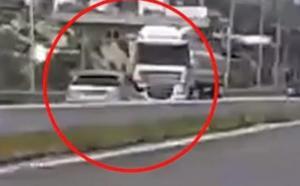 Κρήτη: Αδιανόητο βίντεο στην εθνική οδό – Οδηγούσε στο αντίθετο ρεύμα της εθνικής οδού με ιλιγγιώδη ταχύτητα – video