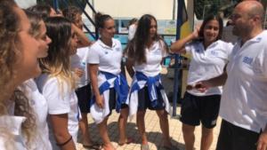 """Ρωσία – Ελλάδα: Απότομη """"προσγείωση"""" για την Εθνική Νέων Γυναικών!"""