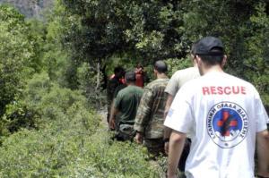 Κρήτη: Αίσιο τέλος για την γυναίκα που εγλωβίστηκε σε φαράγγι