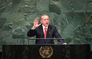 Ερντογάν: Αιχμές για την Ελλάδα κατά την ομιλία του στη Γ.Σ. του ΟΗΕ – Video