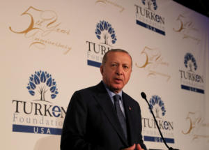 Ανένδοτος ο Ερντογάν για τον Αμερικανό πάστορα: Το δικαστήριο θα αποφασίσει για την τύχη του
