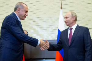 Συμφωνία Πούτιν – Ερντογάν για αποστρατικοποιημένη ζώνη στο Ιντλίμπ – Video