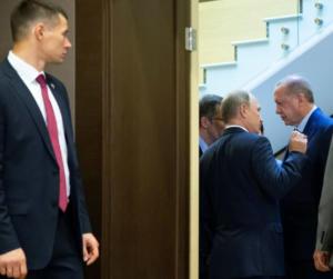 Πούτιν – Ερντογάν: Δύο ώρες πίσω από τις κλειστές πόρτες – Η συνάντηση στο Σότσι – Video