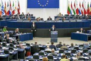 Πως υποδέχθηκαν Σοσιαλιστές, Φιλελεύθεροι, Πράσινοι και Αριστεροί τον Αλέξη Τσίπρα στο Ευρωπαϊκό Κοινοβούλιο