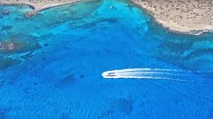 Γαϊδουρονήσι: Ένας κρυμμένος εξωτικός παράδεισος στην άκρη της Ελλάδας