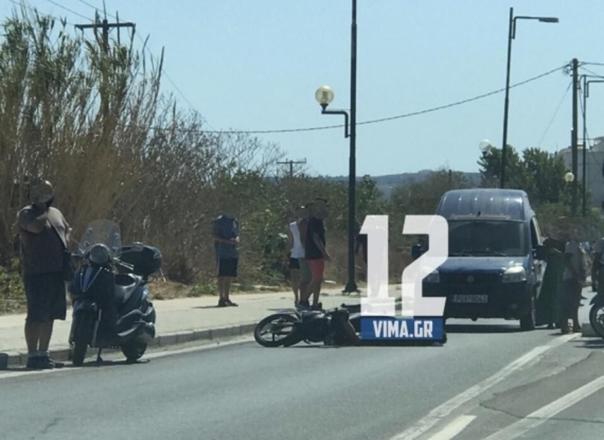 Ρόδος: Άφησε την τελευταία πνοή της μετά το τροχαίο | Newsit.gr
