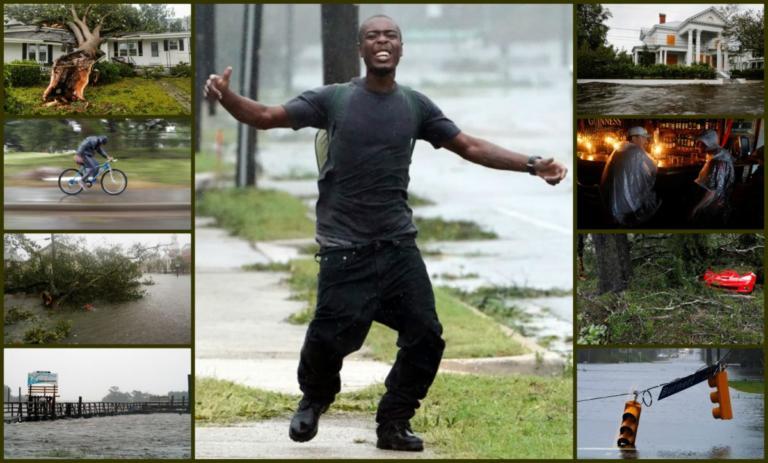 Κυκλώνας Φλόρενς: «Θερίζει» ζωές αργά και βασανιστικά! Μαρτυρικοί θάνατοι, συναγερμός στις ΗΠΑ | Newsit.gr