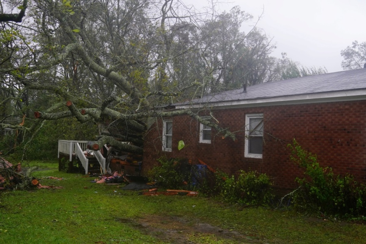 κυκλώνας Φλόρενς