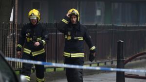 Φωτιά σε κέντρο αναψυχής στο Λονδίνο – ΤΩΡΑ