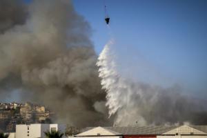 Έκκληση για βοήθεια από τους φοιτητές του Πανεπιστημίου Κρήτης, μετά την φωτιά