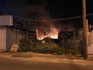 Φωτιά στη Θεσσαλονίκη – Video
