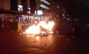 Παύλος Φύσσας: Η αντιφασιστική πορεία στο Κερατσίνι στη μνήμη του