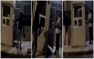 Ρουβίκωνας έσπαγε, φρουρός έβλεπε – Ερωτήματα για την (μη) αντίδραση στην καταδρομική επίθεση