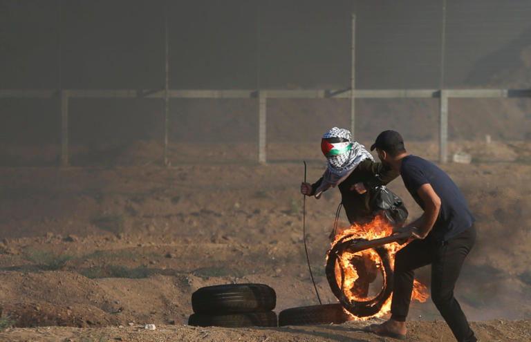 Λωρίδα της Γάζας: Άλλοι πέντε Παλαιστίνιοι νεκροί από Ισραηλινά πυρά | Newsit.gr