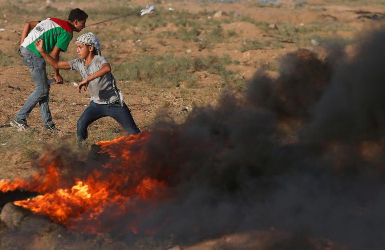 Νέα «σφαγή» στη Γάζα! Τρεις Παλαιστίνιοι νεκροί και 30 τραυματίες | Newsit.gr