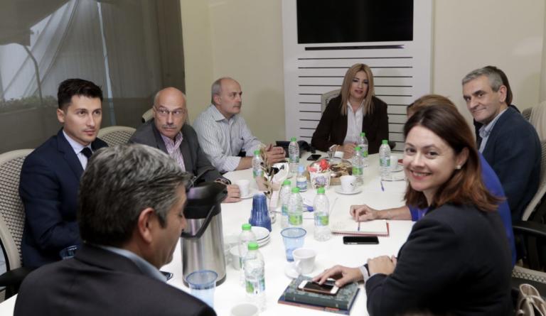 Γεννηματά: Ηθικό μειονέκτημα της κυβέρνησης η κατάσταση στη Μόρια | Newsit.gr