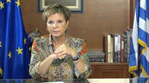 Η  Όλγα Γεροβασίλη στο newsit.gr