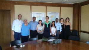 Συνάντηση της Γιαννακάκη, με εκπροσώπους γυναικείων οργανώσεων από Ευρώπη και Ασία