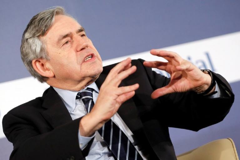 Οδεύουμε προς νέα χρηματοοικονομική κρίση προειδοποιεί ο Γκόρντον Μπράουν   Newsit.gr