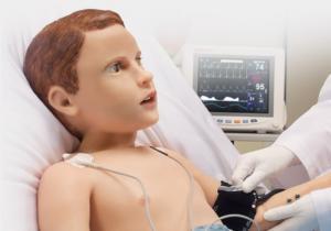 HAL: Το αγόρι-ρομπότ που θα δείχνει ότι πονάει