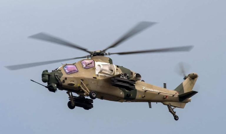 Z-10ME: Η Κινέζικη απάντηση στην κυριαρχία των ελικοπτέρων Apache!  [pic, vid] | Newsit.gr