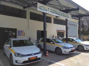 Ηλεκτρικά οχήματα στο δημοτικό στόλο του δήμου Κοζάνης [pics]
