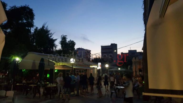 Άγριο ξύλο σε πλατεία της Πάτρας! – video | Newsit.gr