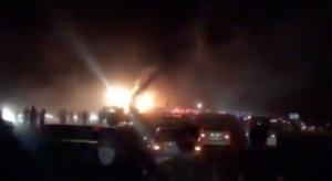 Τραγωδία στο Ιράν: Σύγκρουση λεωφορείου με βυτιοφόρο, 19 νεκροί – video