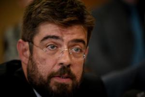 Ο Γιώργος Σάρλης νέος γ.γ. του υπουργείου Δικαιοσύνης