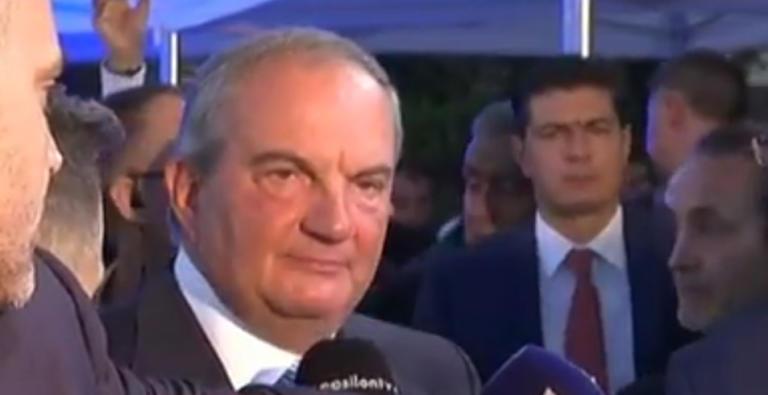 Δήλωση στήριξης Καραμανλή σε Μητσοτάκη – video | Newsit.gr