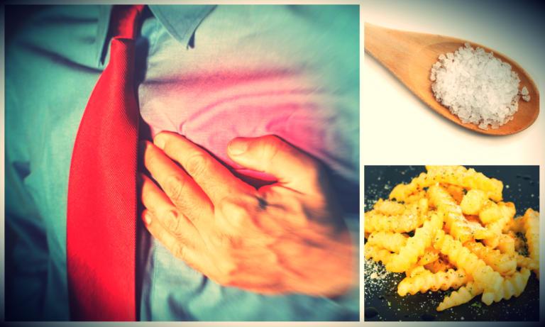 Καρδιακή ανεπάρκεια: Αν τρώτε 6 γραμμάρια από ΑΥΤΟ τότε έχετε διπλάσιο κίνδυνο!   Newsit.gr