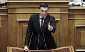 Κικίλιας: Υπάρχει θέμα δημοκρατίας με την ΕΡΤ