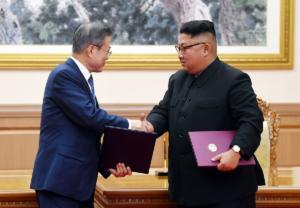 Σε αυτά συμφώνησαν Βόρεια και Νότια Κορέα