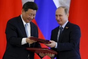 Κίνα: Η Ρωσία είναι ο πιο σημαντικός συνεργάτης του Πεκίνου στην πρωτοβουλία «Μια ζώνη, ένας Δρόμος»