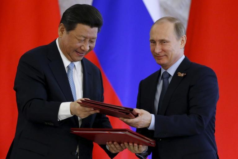 Κίνα: Η Ρωσία είναι ο πιο σημαντικός συνεργάτης του Πεκίνου στην πρωτοβουλία «Μια ζώνη, ένας Δρόμος» | Newsit.gr