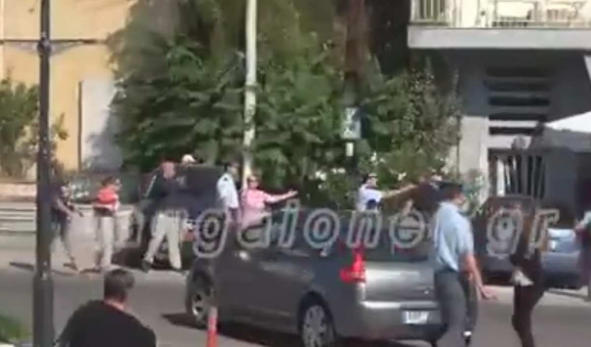 Αποδοκιμασίες για τον Πάνο Καμμένο στην Καβάλα – video | Newsit.gr