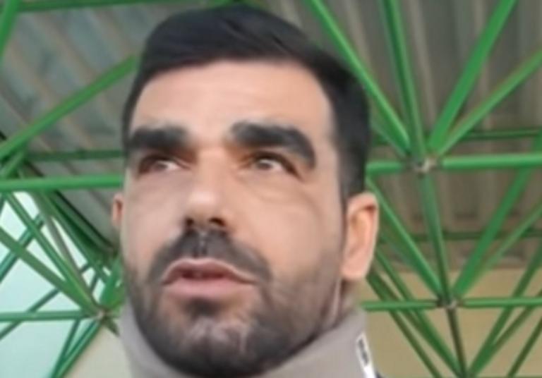 Καλαμάτα: Με κολάρο και σπασμένη φωνή ο Πέτρος Κωνσταντινέας – Το μήνυμα του βουλευτή για την επίθεση – video | Newsit.gr