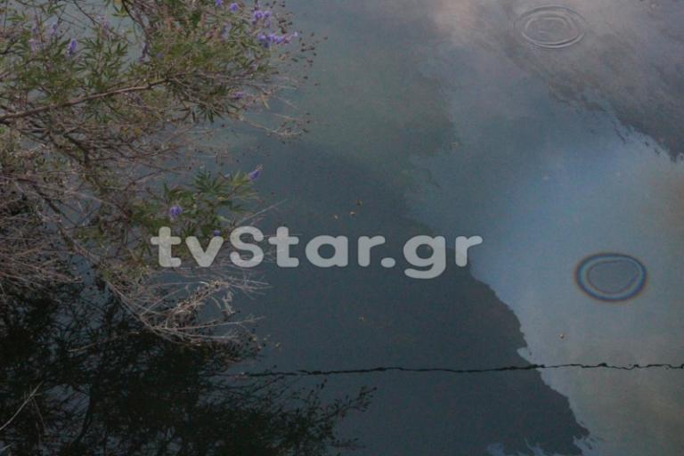 Αυτοκίνητο έπεσε μέσα σε κανάλι στην Κωπαΐδα | Newsit.gr