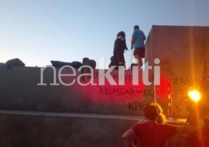 Τραγωδία στο Ηράκλειο – Νεκρός ο 16χρονος που έπεσε στο Ενετικό Λιμάνι